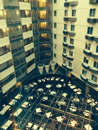 Clarion Collection Hotel Folketeateret: Hall intérieur de l'hôtel