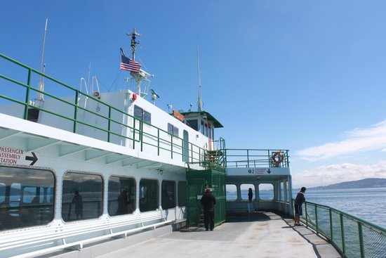 Washington State Ferries: Ferry