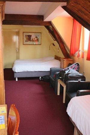 Hotel de Emauspoort : Carel Fabritus Room 2