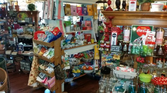 Tiny sampling of gift items picture of troutdale general store troutdale general store tiny sampling of gift items negle Images