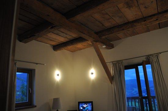 Art-Lodge in den Nockbergen: the interior