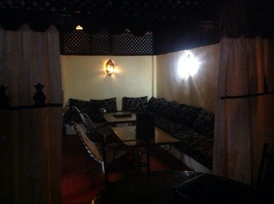 Riad Dar Ftouma: terrasse
