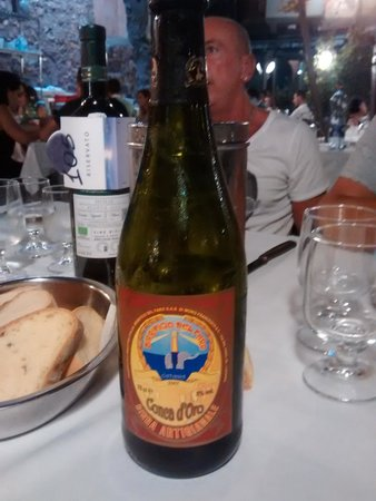 Trattoria del Cavaliere : craft beer