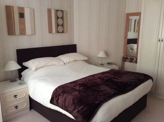 Victoria Lodge: Luxury double room