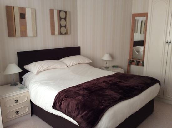 Victoria Lodge : Luxury double room