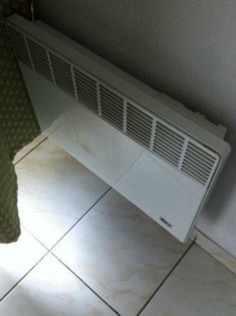 Residence Green Panorama: radiator