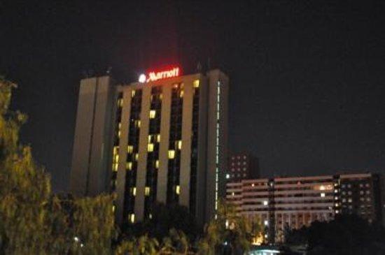Lisbon Marriott Hotel: So so Hotel