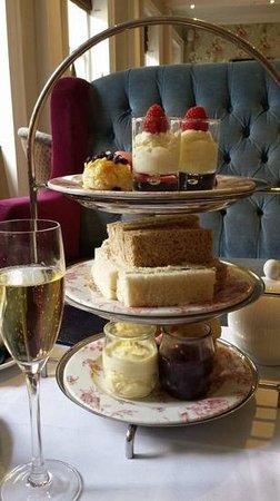 Francis Hotel Bath - MGallery by Sofitel : Cream tea