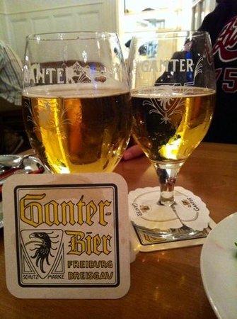 Der Kaiser: Ganter Bier
