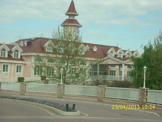 Gardaland Hotel: hotel