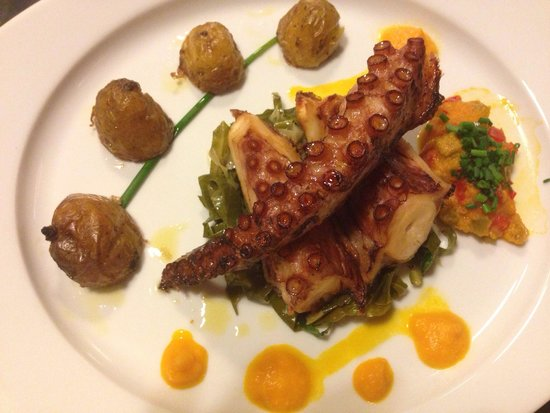 Ode Porto Wine House: Octopus