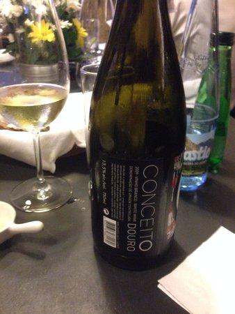 Ode Porto Wine House: Best white wine