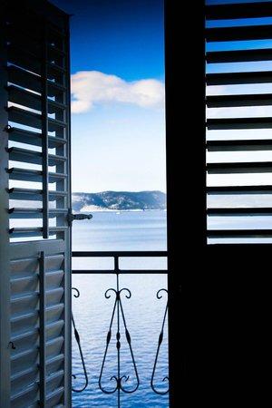 Abuelas Beach House: Vista de la habitación