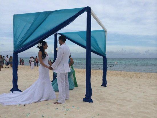 Paradisus Playa del Carmen La Perla: Brothers wedding