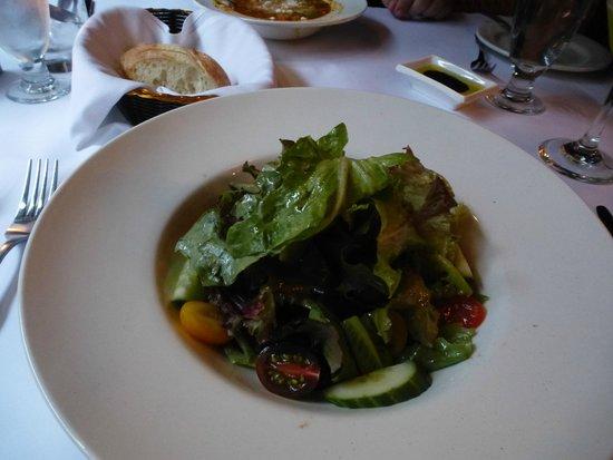 Quattro : mixed salad