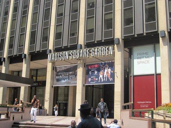 Entrance Foto Di Madison Square Garden New York City Tripadvisor