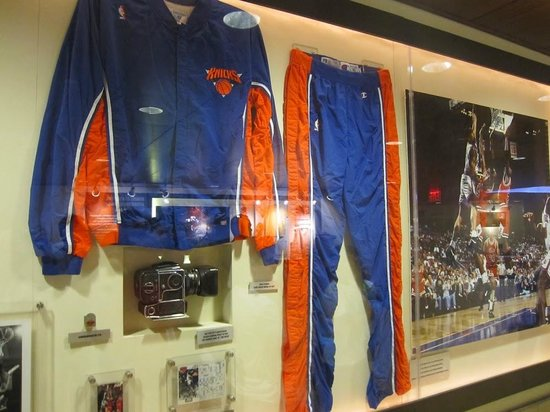 Madison Square Garden: Knicks History