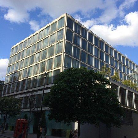 St Martins Lane London Hotel: L'hôtel.