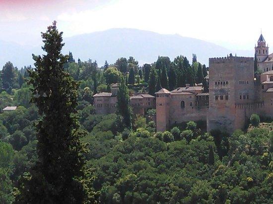 Alhambra: Joya musulmana..