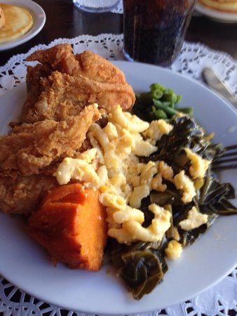 Lady & Sons: Southern comfort food