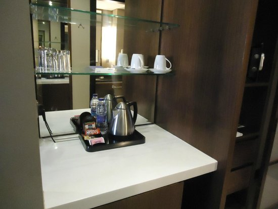 Holiday Inn Resort Dead Sea: free mini bar