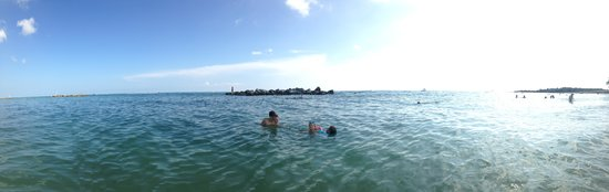 Fort Zachary Taylor Historic State Park : Ft Zachary Taylor Beach