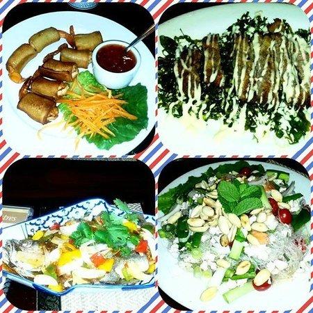 Bangkok Thai Cuisine : Platillos