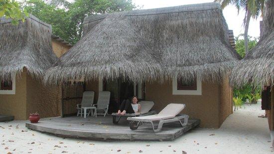 Kuredu Island Resort & Spa: beach bungalow 469