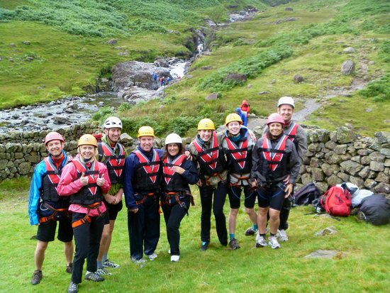 Mountain Journeys: Esk Gorge - Canyoning trip