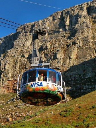 Table Mountain: ケーブルカー
