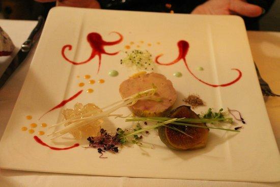 La Table du Brocanteur: Foie Gras