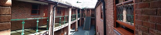Chateau Impney Hotel & Exhibition Centre: All that's missing in Prisoner Cell Block H are the armed  guards