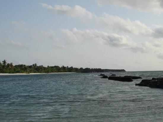 Kuredu Island Resort & Spa: View