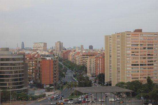 Barcelo Sants: Можно смотреть целую вечность
