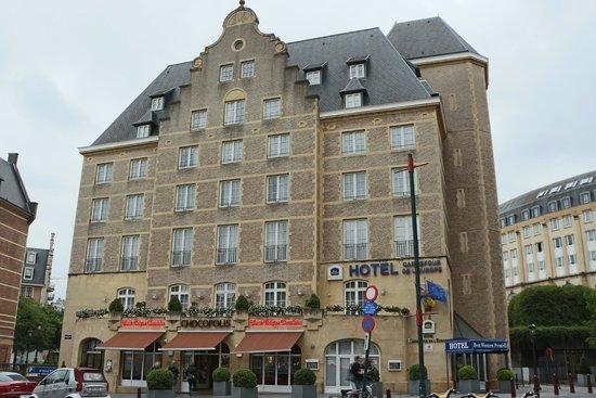NH Brussels Carrefour De L'Europe: Exterior