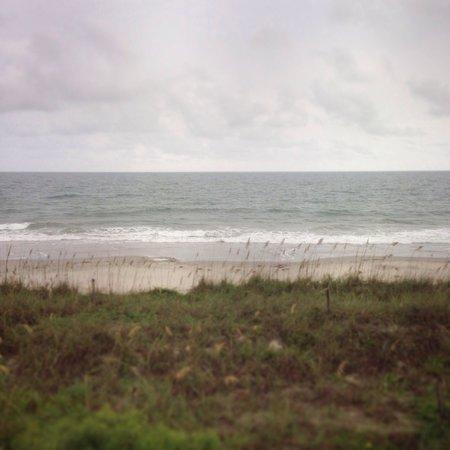 Oceanfront Litchfield Inn: Oceanfront Dunes (2nd floor view)