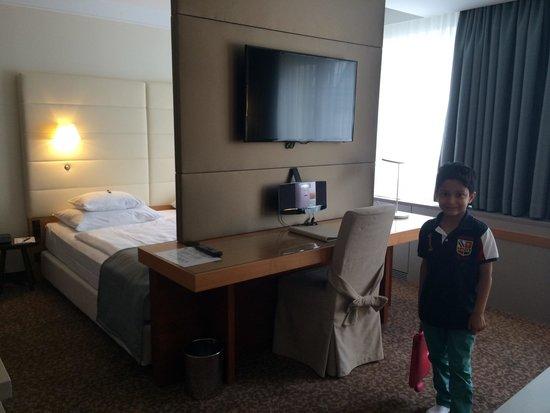Hotel Das Tigra: Superior double room