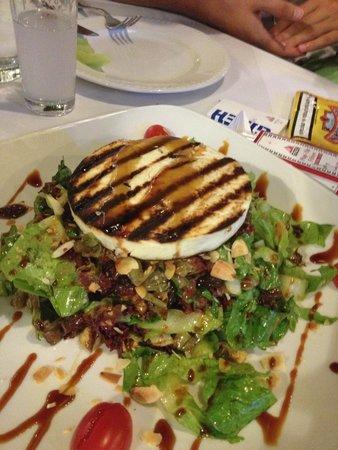 Odyssey Restaurant : Manuri salad