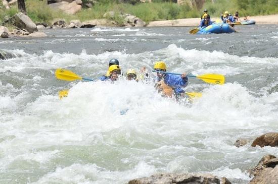 Arkansas Valley Adventures: Brown Canyon Express Rapids