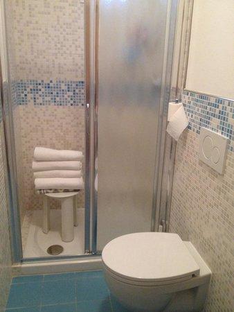 Antica Villa Graziella: New bathroom