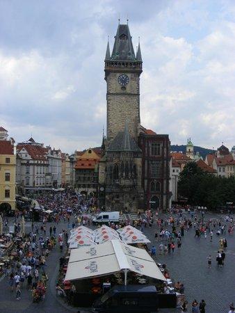 Old Town Square: stare mesto