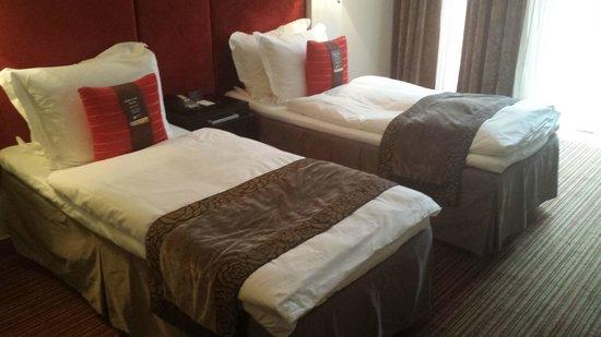 Radisson Blu Elizabete Hotel: beds