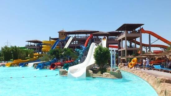 Jungle Aqua Park: waterpark