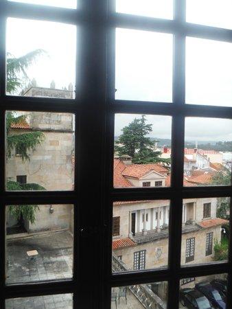 Parador de Pontevedra: Vista desde la habitacion