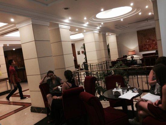 Hotel Dei Mellini: Lobby