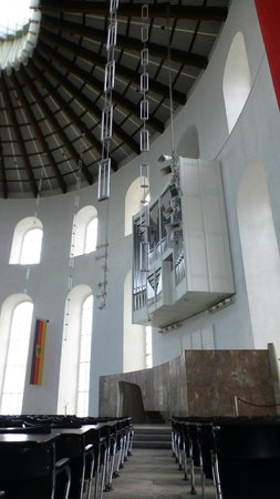 St. Paul's Church (Paulskirche) : Inside St-Paul Parlament/Church