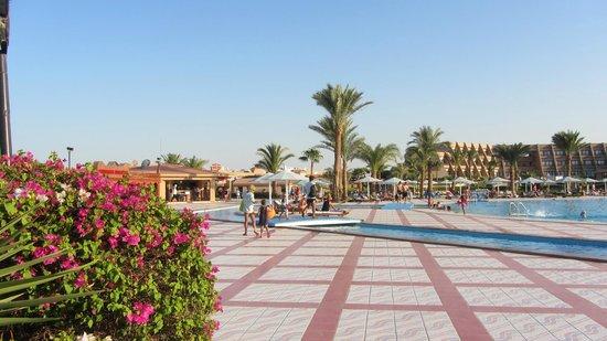 Sonesta Pharaoh Beach Resort Hurghada: :-)