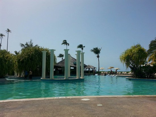 Melia Coco Beach : The pool