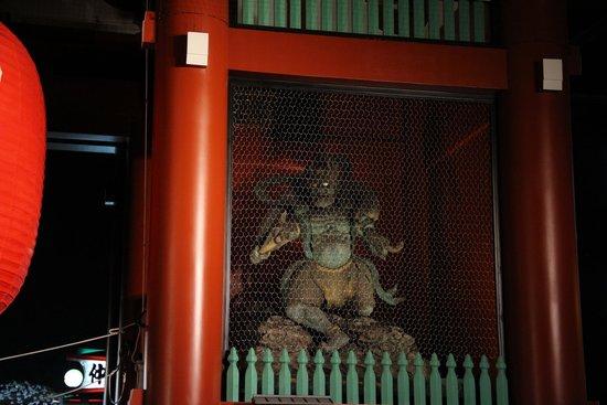 Senso-ji Temple: Sensoji Temple (2014.02.26)