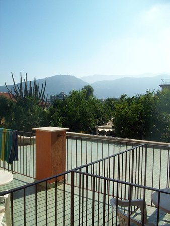 Hotel Girasole: beautiful views!